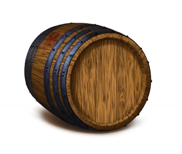 FEATURED - Hogshead Barrel