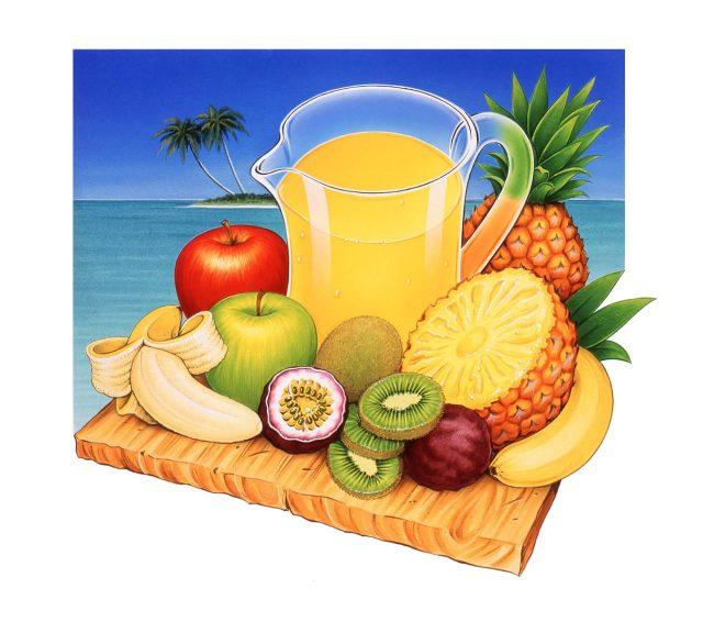 Berri Tropical Fruit