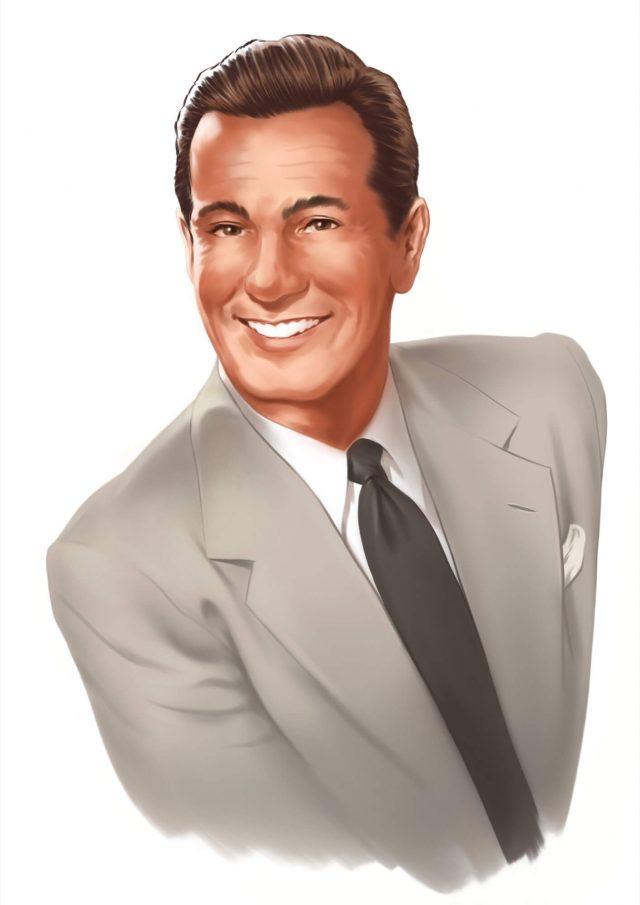 1950 Ad man
