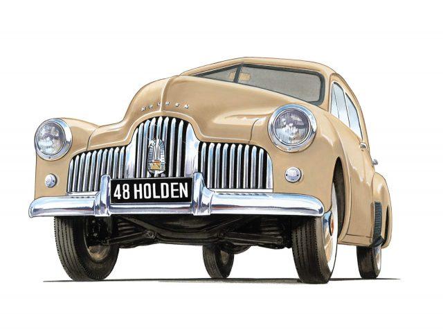 1948 Holden