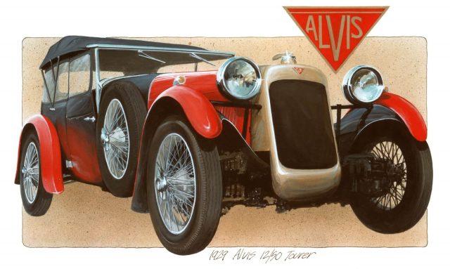 1929 Alvis