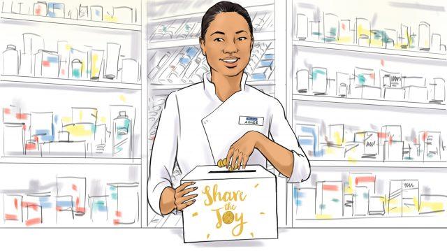 National Pharmacies TVC Frame